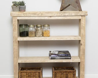 Efla Handmade Reclaimed Wood Shelves. Custom Made to Order.