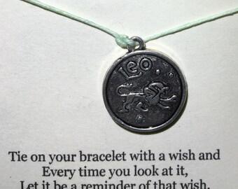 Leo Wish Bracelet