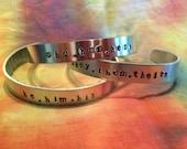 Pronoun Bracelets - Transgender Bracelets - Nonbinary Bracelets - Trans Bracelet - MTF - FTM - LGBT Bracelet