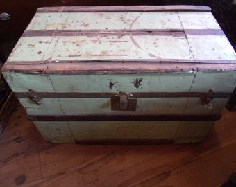 1900's Steamer Trunk