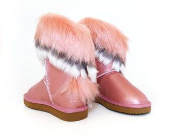 Valli Fur Boots