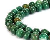 Nice Smooth Africa Jade Gemstone Round Loose Beads 4mm/6mm/8mm/10mm  Approximate 15.5 Inches per Strand.R-S-JAD-0138