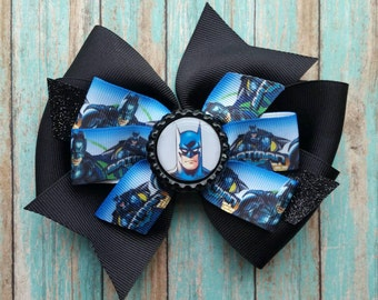 Batman Pinwheel Bow, Batman Super hero