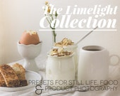 The Limelight Collection | Lightroom Presets for Food, Product and Still Life Photography