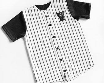 Personalised Baseball Jersey -WITHOUT NAME