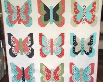 Social Butterfly Quilt