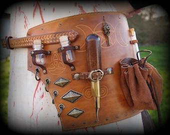 steampunk belt