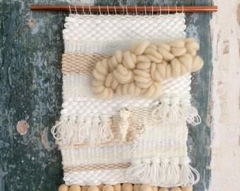 Weaving wall weaving