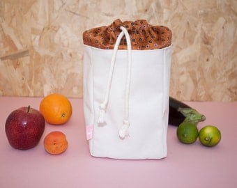 Bag fruits & vegetables
