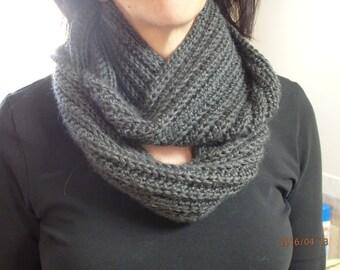 Scarf, Handmade Crochet Infinity