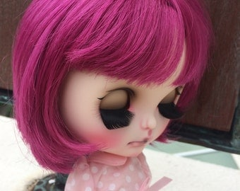 "1st payment:Lovely ""Thumpty""Ooak original takara Blythe custom doll"