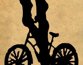 vintage silhouette 01