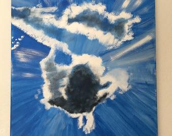 Silverlining beyond the dark clouds