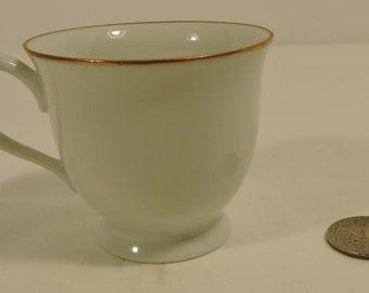 Noritake Fine China Tiny Tea Cup