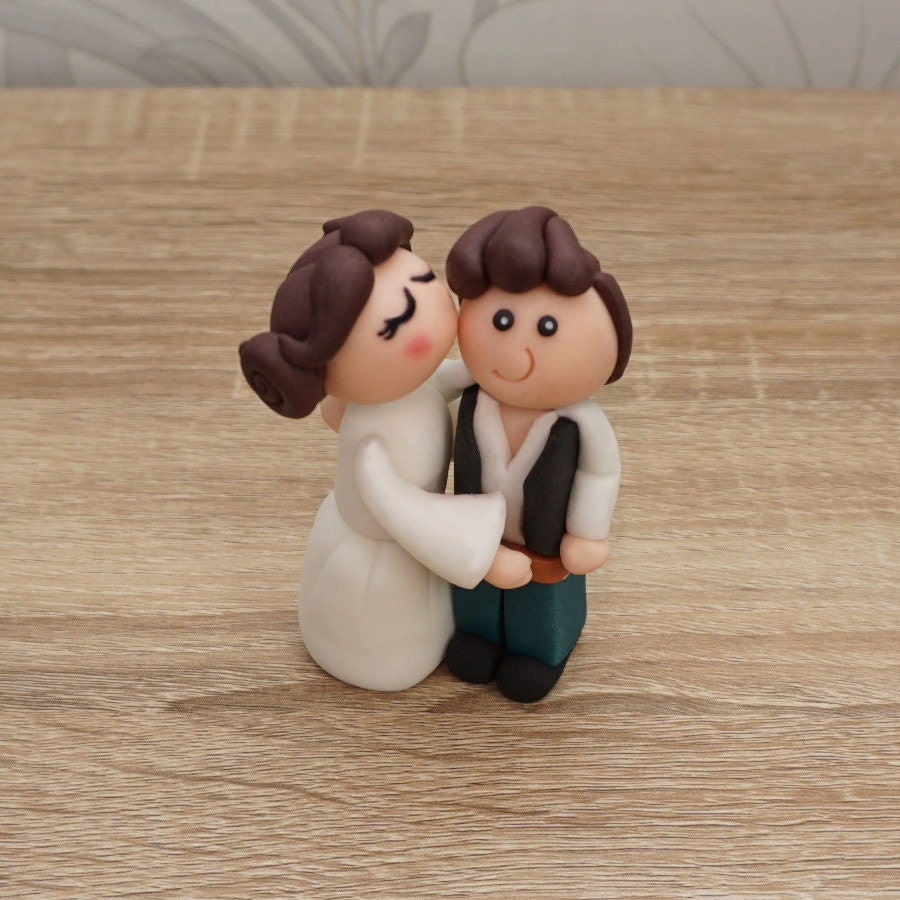 Etsy Star Wars Wedding Cake Toppers