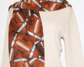 Football Scarf/Fleece