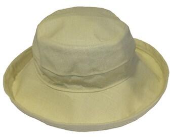 The Noosa Hat   Natural   Hemp   Narrow Brim
