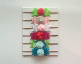 Sweet Hadley Headband// Custom Color