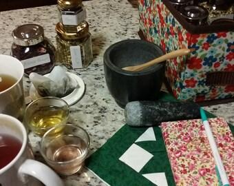 CUSTOM TEA BLENDS - Make Your Own Tea