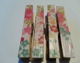 Clothes Pin Magnets (Choose)