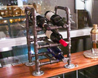 Pipe Wine Rack - LIMITED TIME SPECIAL!