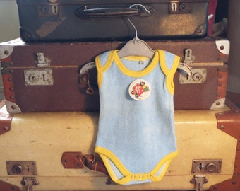Vintage baby Bodysuit