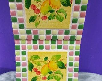 Cherry Lemonade Trivet