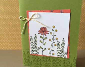 All Occasion Card, Handmade Card, Stampin' Up Card