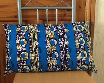 Nyamka print cushion cover