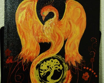 Phoenix of Life