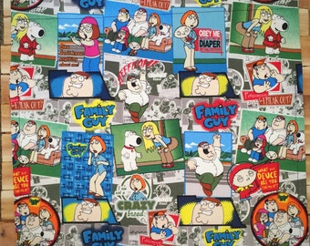Family Guy Paper Purse