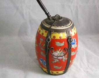 Opium Jar/Pipe, Vintage