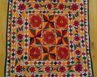 Hand Embroidered Turkish Textile