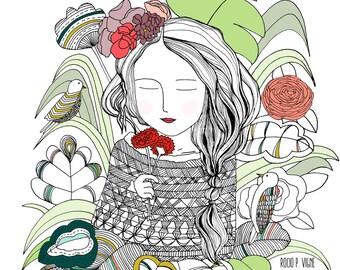 Dreams - original artwork, posters kids