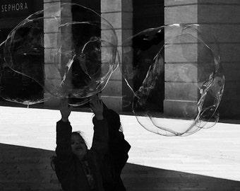 Oh... Pretty bubbles... Aix en Provence