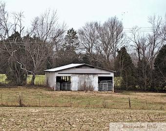 Rustic Country Wall Decor - Barn Collection - Rustic Decor - Landscape