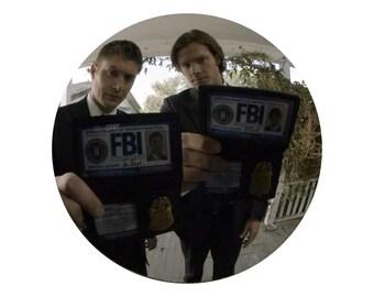 Supernatural | Knock, knock! Badge