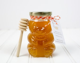 Raw Pure Honey