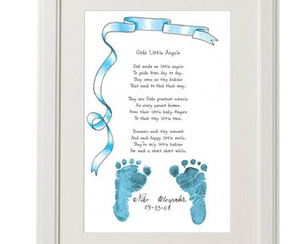 "Baby poem ""Gods Little Angels"""
