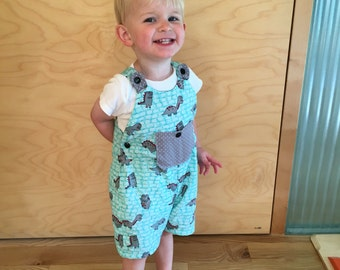 Baby and Toddler Summer Romper