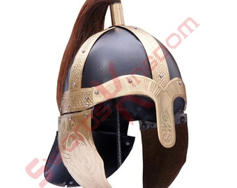 Gladiator Helmet of Roman From Movie