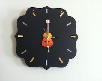 Clock wall decoration
