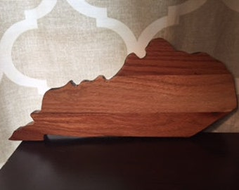 wooden KY cutout