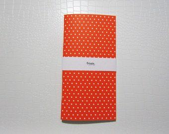 Midori Traveler's Notebook Insert - Orange