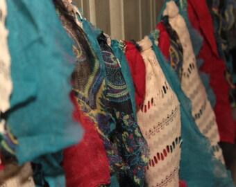 Paisley Cloth Banner