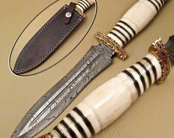 Custom made knive
