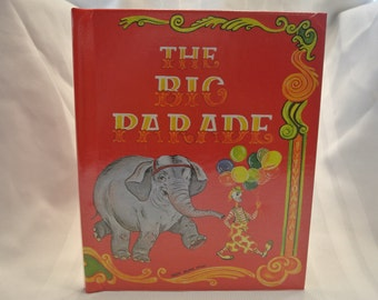 Personalized Children's Book - The Big Parade
