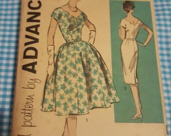 1970 Advance #9427 Uncut size20