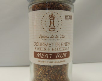 Specialty Meat Rub