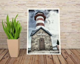 Light House, Fine art photography, Home Decor, Travel photography